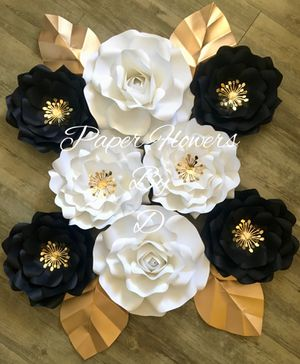 Paper flowers backdrop party setup for sale in spring valley ca paper flowers backdrop table setup for sale in spring valley ca mightylinksfo