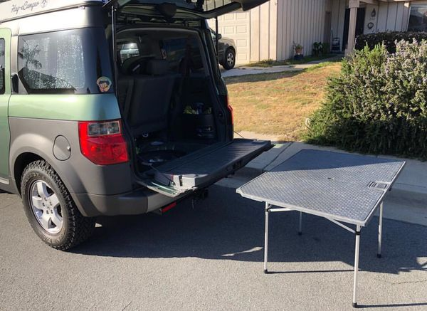 Honda Element Table >> Honda Element Table Legs Only For Sale In San Diego Ca Offerup