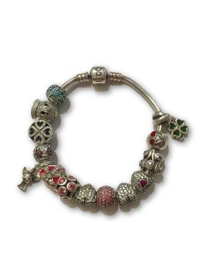 Pandora charm bracelet for Sale in Alexandria, VA