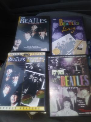 4 beatles dvds for Sale in TN, US