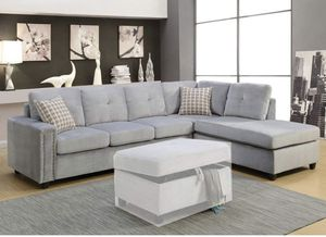 New and Used Sectional couch for Sale in Montclair, NJ - OfferUp