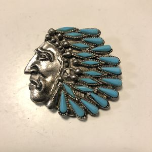 6ce25b3c63 Native American Headdress Pendant for Sale in San Jose