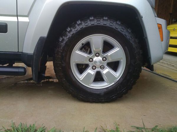 Off Road Tires For Sale >> Jeep Liberty 16 Wheels And Tires Off Road For Sale In Garland Tx Offerup