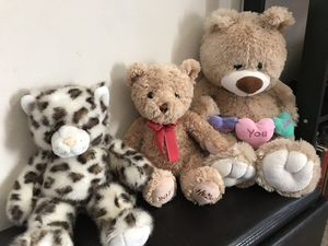 Special teddy bears 🧸 for Sale in Davenport, FL
