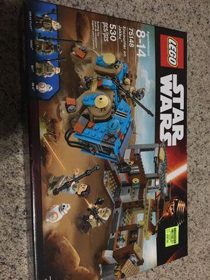 Lego 75148 Star Wars Encounter on Jakku for Sale in Adamstown, MD