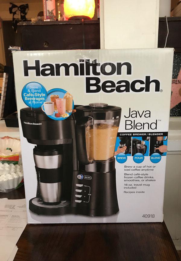 Hamilton Beach Java Blend For Sale In Bradenton Fl Offerup