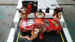 Rcca Dale Earnhardt number 3 BFGoodrich Tasmanian Devil collectible inbox for Sale in Phoenix, AZ