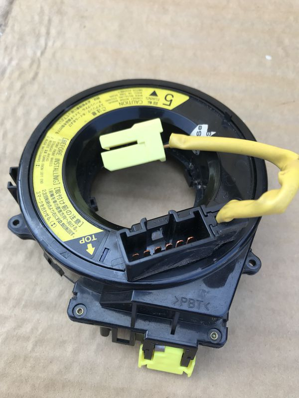 2001-2005 LEXUS IS300 AIR BAG CLOCK SPRING USED OEM!