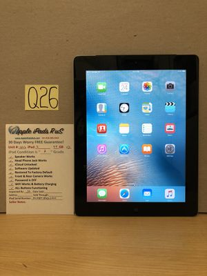Q26 - iPad 2 64GB Cell-VZ for Sale in Los Angeles, CA