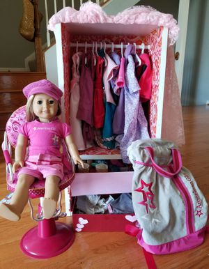 American girl doll set for Sale in Clifton, VA