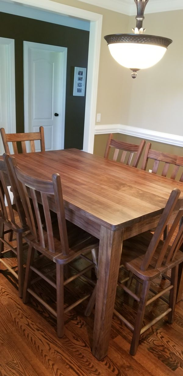 Dining Table 6 Chairs And Buffet For Sale In Lebanon TN