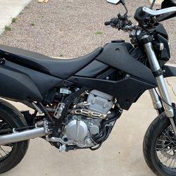2009 Kawasaki klx 250 sf Thumbnail