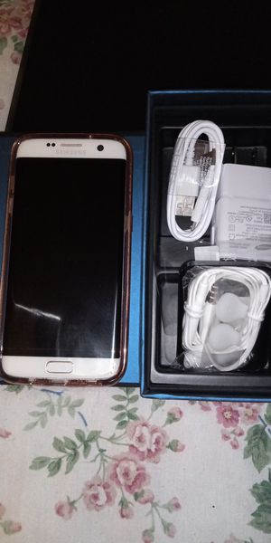 Samsung galaxy s7 edge Unlocked for any country or phone company for Sale in Hialeah, FL