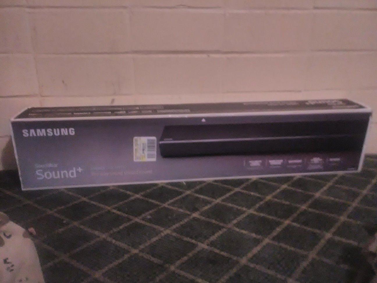 Samsung Soundbar plus 5 series