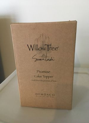 Willow Tree Promise Cake Topper for Sale in Pittsburgh, PA