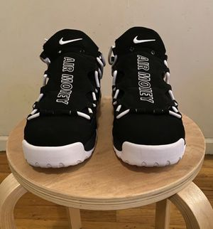 Photo Air More Money black and white airmax size 8 men