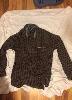 Tommy Hilfiger jeans button shirt Thumbnail