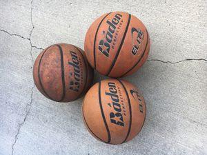 Basketball's for Sale in Leavenworth, WA