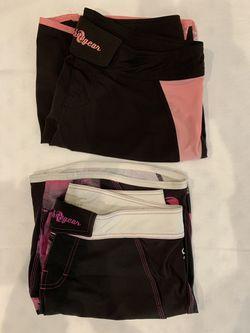 2 Clinch Gear shorts, Size 6 Thumbnail
