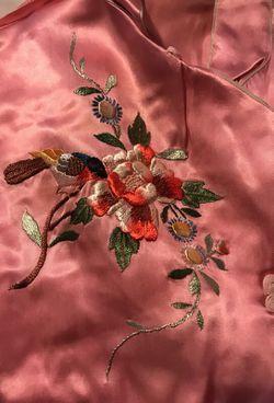 Vintage silk pj set Thumbnail