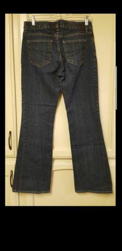 Jeans GAP Women's Curvy Low Rise Size 8 Thumbnail