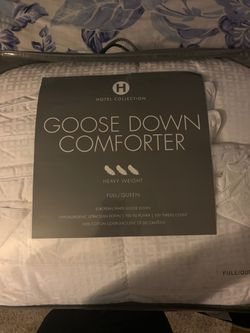 Goose down comforter Thumbnail