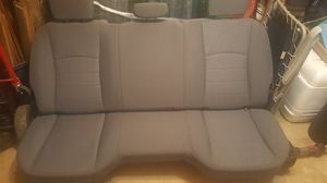 Rear Bench Seat - 2014 Dodge Ram 3500 Crew Cab for Sale in Oakton, VA