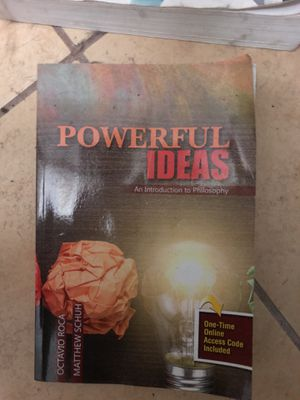 powerful ideas an introduction to philosophy