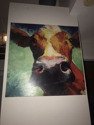 Cow picture for Sale in Union Park, FL