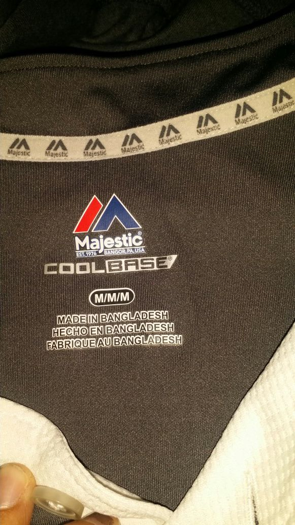 New York Mets Cool Base Shirt