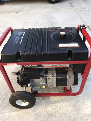 Generator Briggs Stratton Elite Series 5500/8500w 10hp for Sale in  Seminole, FL - OfferUp