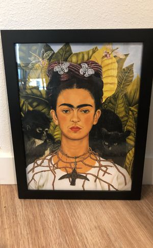 Freida painting small for Sale in Portland, OR