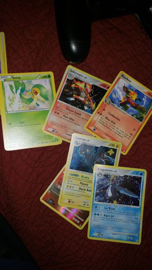 Rare Pokemon Cards - Holographic for Sale in Seattle, WA