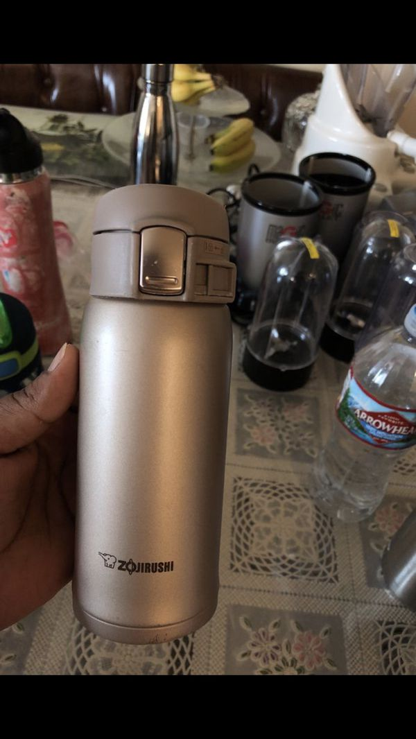 Zojirushi Korean Water Bottle Good Condition For 5 For Sale In