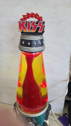 KISS Vintage (1999) Lava Lamp Thumbnail
