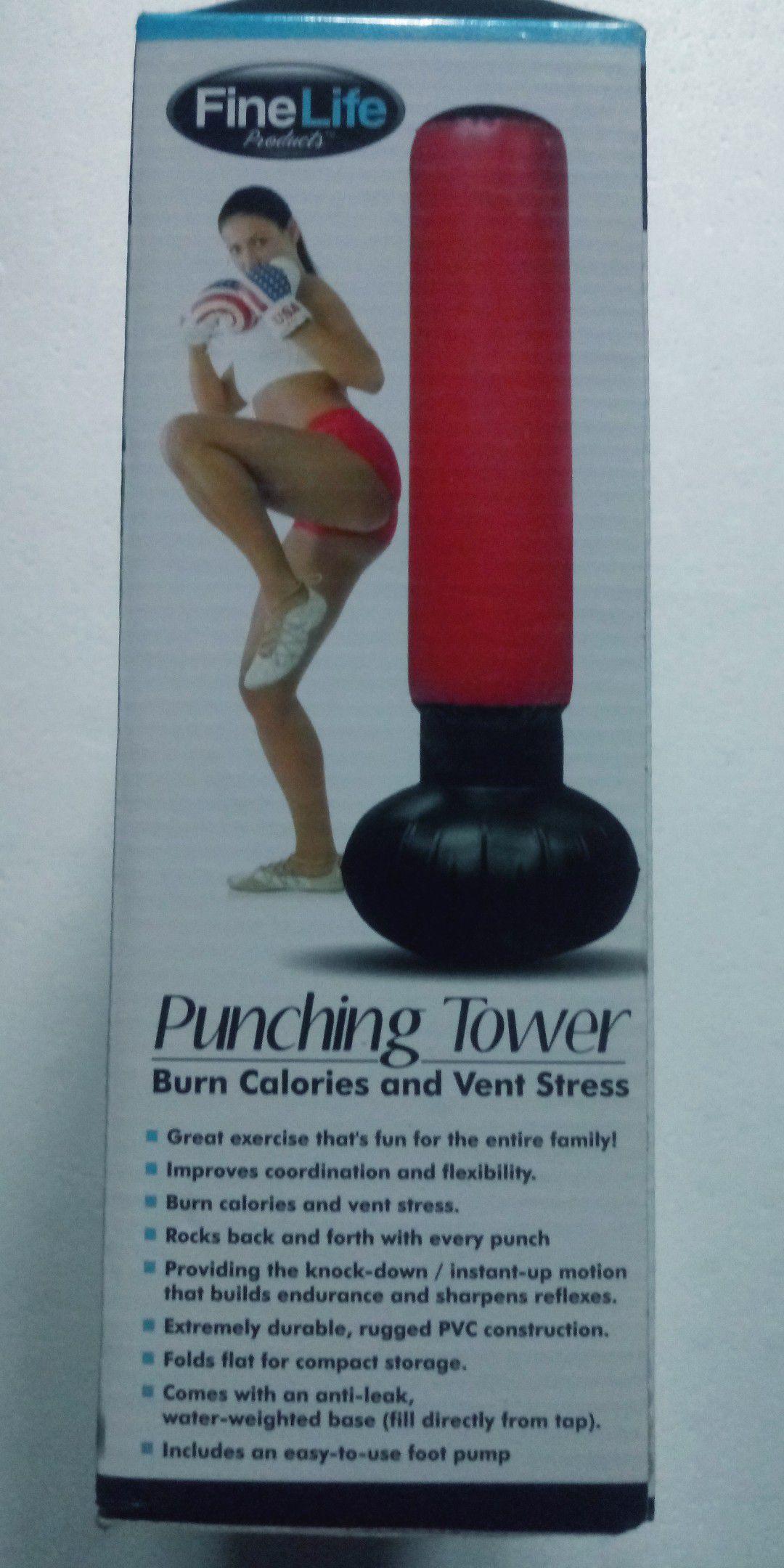Punching Tower