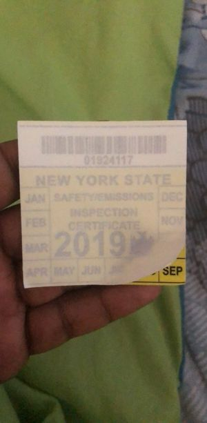 Inspection tickets for Sale in New York, NY