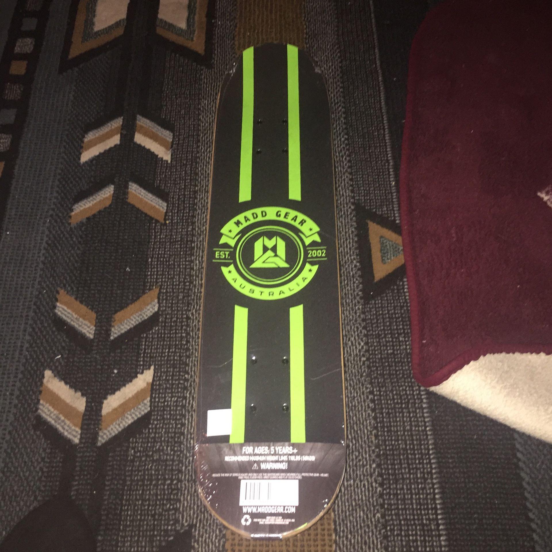 MADD Gear Skateboard