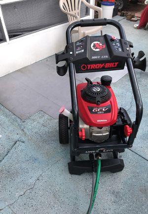 Troy bilt pressure washer powered by Honda motor for Sale in Orlando, FL