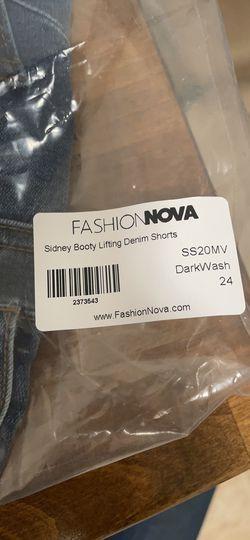 Fashion Nova Shorts Thumbnail