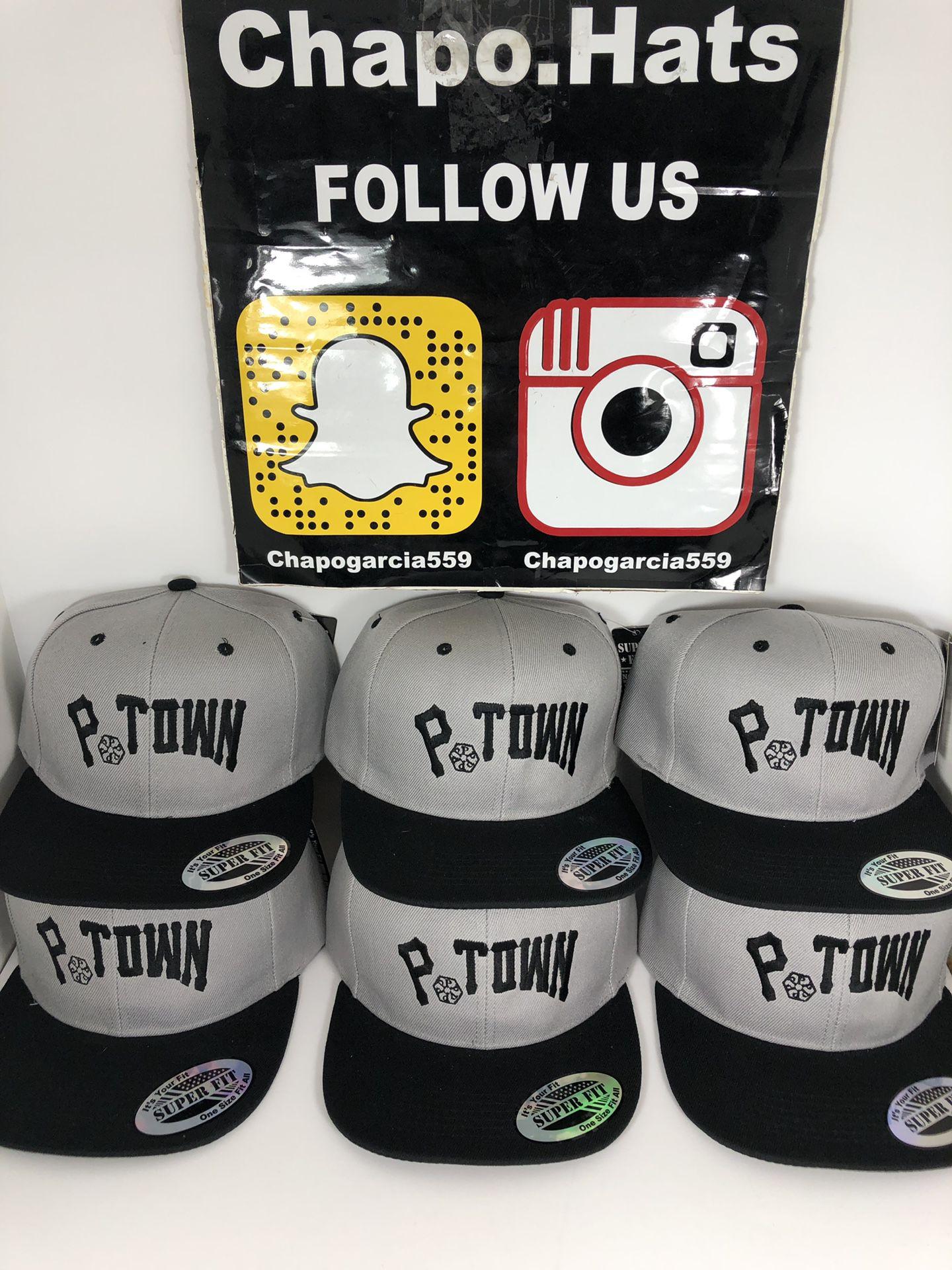 Pomona Snapback hats 12$ each