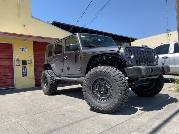 Jeep Wrangler Lift Kits >> Jeep Wrangler Lift Kits Specials For Sale In Hialeah Fl Offerup