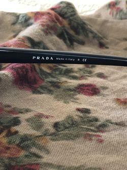 Authentic Prada double bridge Sunglasses Thumbnail