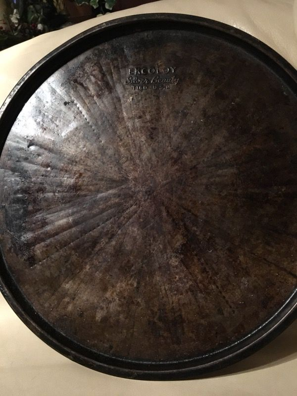old pizza pan for sale in winchester va offerup. Black Bedroom Furniture Sets. Home Design Ideas
