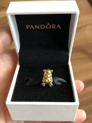 Photo Pandora charm Teddy