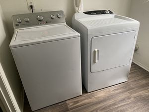 Photo Maytag washer / Fisher & Paykel (gas) dryer