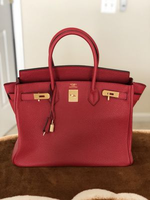 {Brand New} Hermes Birkin 100% Leather Handbag for Sale in Fairfax, VA