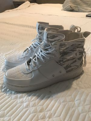 Nike AF 1 SF Winter Camo Mid for Sale in HUNTINGTN STA, NY