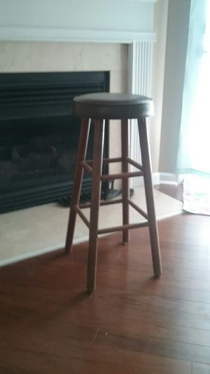 Stool - brown for Sale in Raleigh, NC