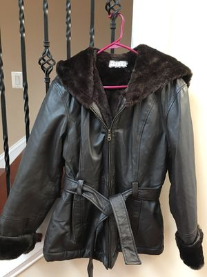 Leather jacket for Sale in Crownsville, MD